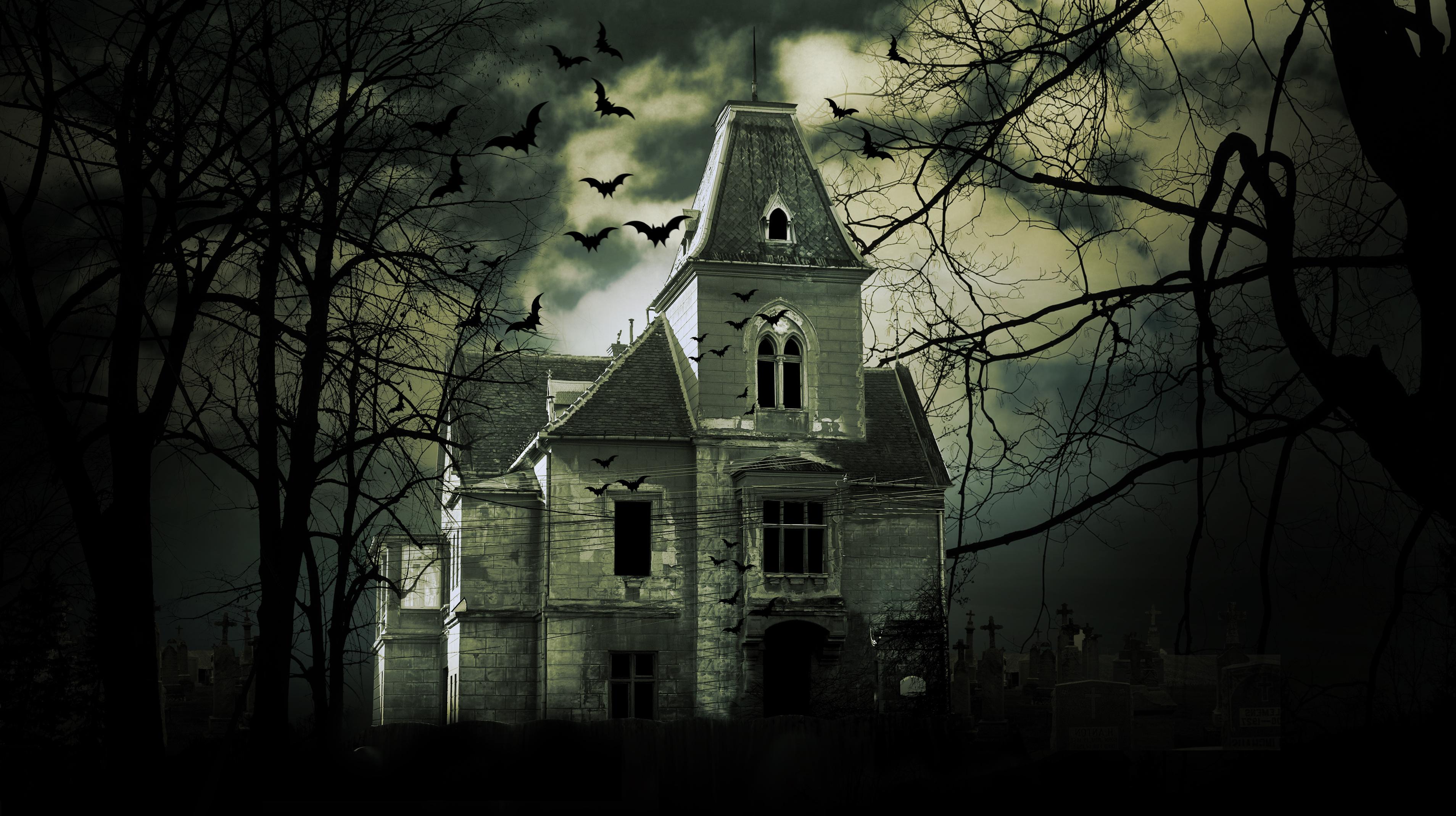 Haunted House La Tour